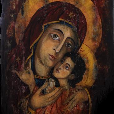 Icon 2 The Virgin